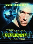 Replicant - DVD movie cover (xs thumbnail)