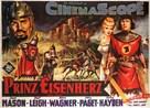 Prince Valiant - German Movie Poster (xs thumbnail)
