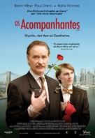 The Extra Man - Brazilian Movie Poster (xs thumbnail)