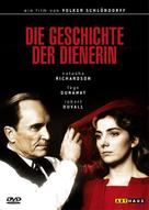 The Handmaid's Tale - German DVD cover (xs thumbnail)