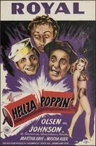 Hellzapoppin - Dutch Movie Poster (xs thumbnail)