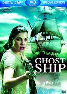 Ghost Ship - Blu-Ray cover (xs thumbnail)