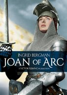 Joan of Arc - DVD cover (xs thumbnail)