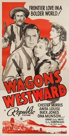 Wagons Westward - Movie Poster (xs thumbnail)
