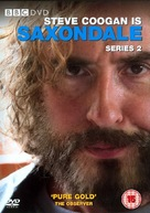 """Saxondale"" - British DVD movie cover (xs thumbnail)"