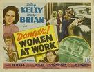 Danger! Women at Work - Movie Poster (xs thumbnail)