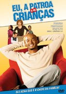 """""""My Wife and Kids"""" - Brazilian Movie Poster (xs thumbnail)"""
