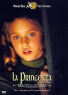 A Little Princess - Spanish DVD movie cover (xs thumbnail)