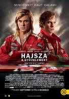 Rush - Hungarian Movie Poster (xs thumbnail)