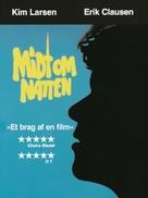 Midt om natten - Danish Movie Poster (xs thumbnail)