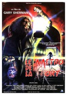 Death Line - French Movie Poster (xs thumbnail)