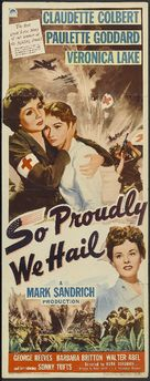 So Proudly We Hail! - Movie Poster (xs thumbnail)