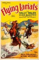 Flying Lariats - Movie Poster (xs thumbnail)
