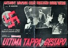 The Wooden Horse - Italian Movie Poster (xs thumbnail)