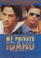 My Own Private Idaho - German Movie Poster (xs thumbnail)
