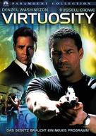 Virtuosity - German DVD movie cover (xs thumbnail)