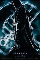 Hellboy - Advance movie poster (xs thumbnail)