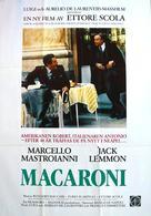 Maccheroni - Swedish Movie Poster (xs thumbnail)