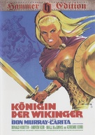 The Viking Queen - German DVD cover (xs thumbnail)