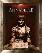 Annabelle: Creation - Spanish Movie Cover (xs thumbnail)