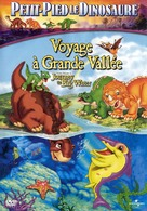 The Land Before Time 9 - French DVD cover (xs thumbnail)