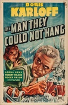 The Man They Could Not Hang - Movie Poster (xs thumbnail)