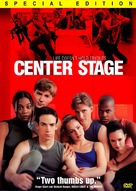 Center Stage - DVD cover (xs thumbnail)
