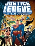 """""""Justice League"""" - Blu-Ray movie cover (xs thumbnail)"""