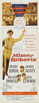 Mister Roberts - Movie Poster (xs thumbnail)