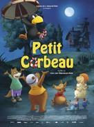 Der kleine Rabe Socke - French Movie Poster (xs thumbnail)