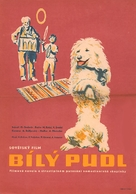 Belyy pudel - Czech Movie Poster (xs thumbnail)