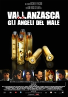 Vallanzasca - Gli angeli del male - Italian Movie Poster (xs thumbnail)