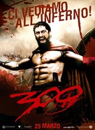 300 - Italian Movie Poster (xs thumbnail)