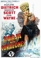Pittsburgh - Spanish Movie Poster (xs thumbnail)