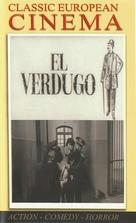 El verdugo - VHS cover (xs thumbnail)