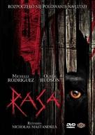 The Breed - Polish DVD cover (xs thumbnail)