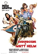 The Ambushers - Spanish Movie Poster (xs thumbnail)