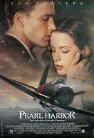 Pearl Harbor - Swedish Movie Poster (xs thumbnail)