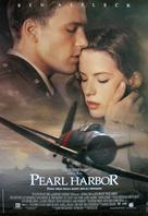 Pearl Harbor - Swedish Movie Poster (xs thumbnail)