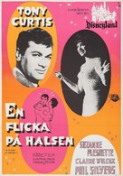 40 Pounds of Trouble - Swedish Movie Poster (xs thumbnail)