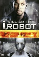 I, Robot - French DVD movie cover (xs thumbnail)