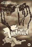 Tarantula - German poster (xs thumbnail)