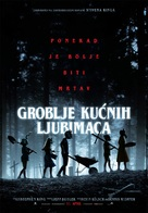 Pet Sematary - Serbian Movie Poster (xs thumbnail)