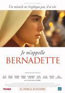 Je m'appelle Bernadette - French Movie Poster (xs thumbnail)