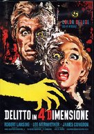 4D Man - Italian Movie Poster (xs thumbnail)