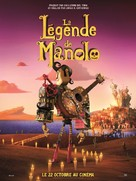 The Book of Life - French Movie Poster (xs thumbnail)