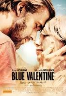 Blue Valentine - Australian Movie Poster (xs thumbnail)