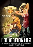 Flame of Barbary Coast - DVD cover (xs thumbnail)