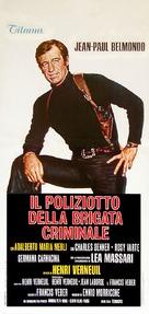 Peur sur la ville - Italian Movie Poster (xs thumbnail)