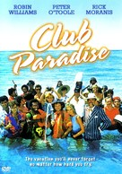 Club Paradise - DVD cover (xs thumbnail)